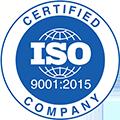 EMF ISO 9001:2015 Certification