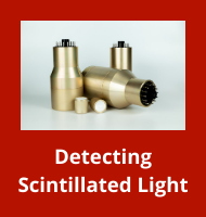 Detecting Scintillated Light