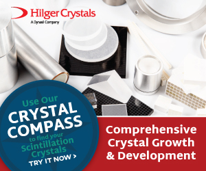 Hilger Crystals' Crystal Compass