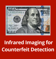 Infrared Imaging for Counterfeit Detection