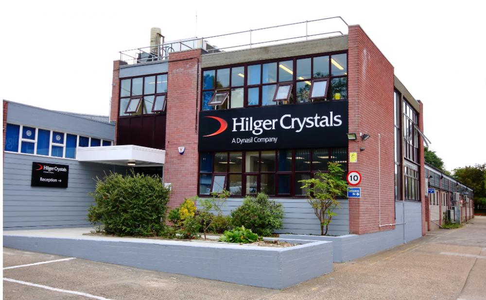 Hilger Crystals, a Dynasil Company, Achieves ISO 45001: 2018 Occupational Health and Safety Certification