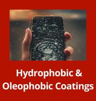 Hydrophobic and Oleophobic Coatings