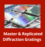 Master and Replicated Diffraction Gratings