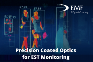 Optical Coatings for EST Monitoring